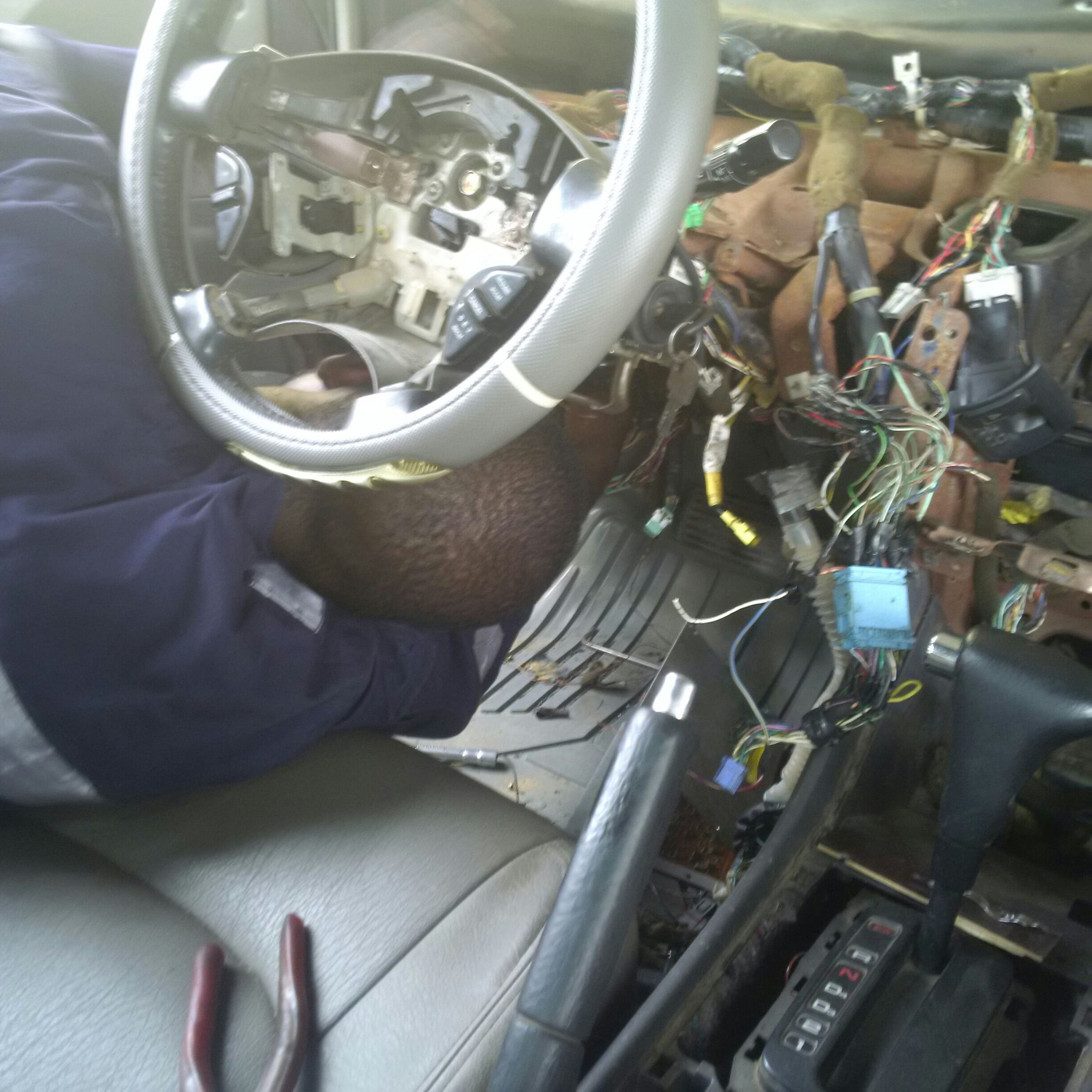 Image Showing Car Wiring On Lexus 400h And Honda Accord Brave Auto Harness Wire Striper